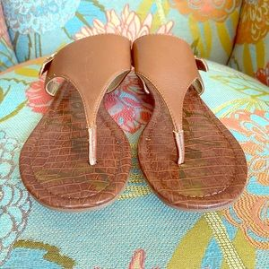 BARELY WORN Sam Edelman sandals